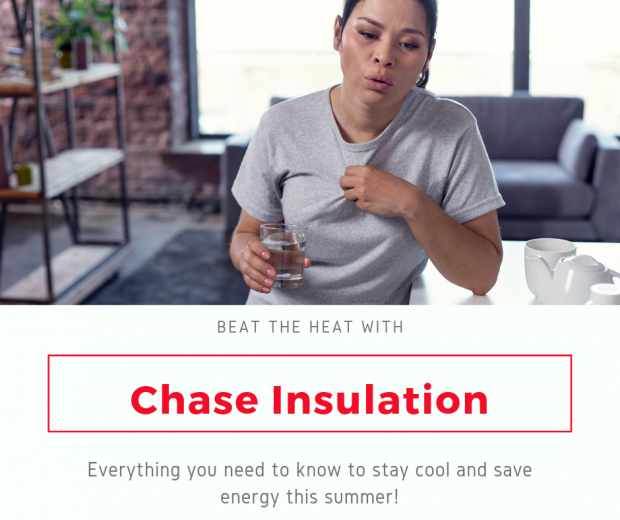 Control temperatures with home insulation!