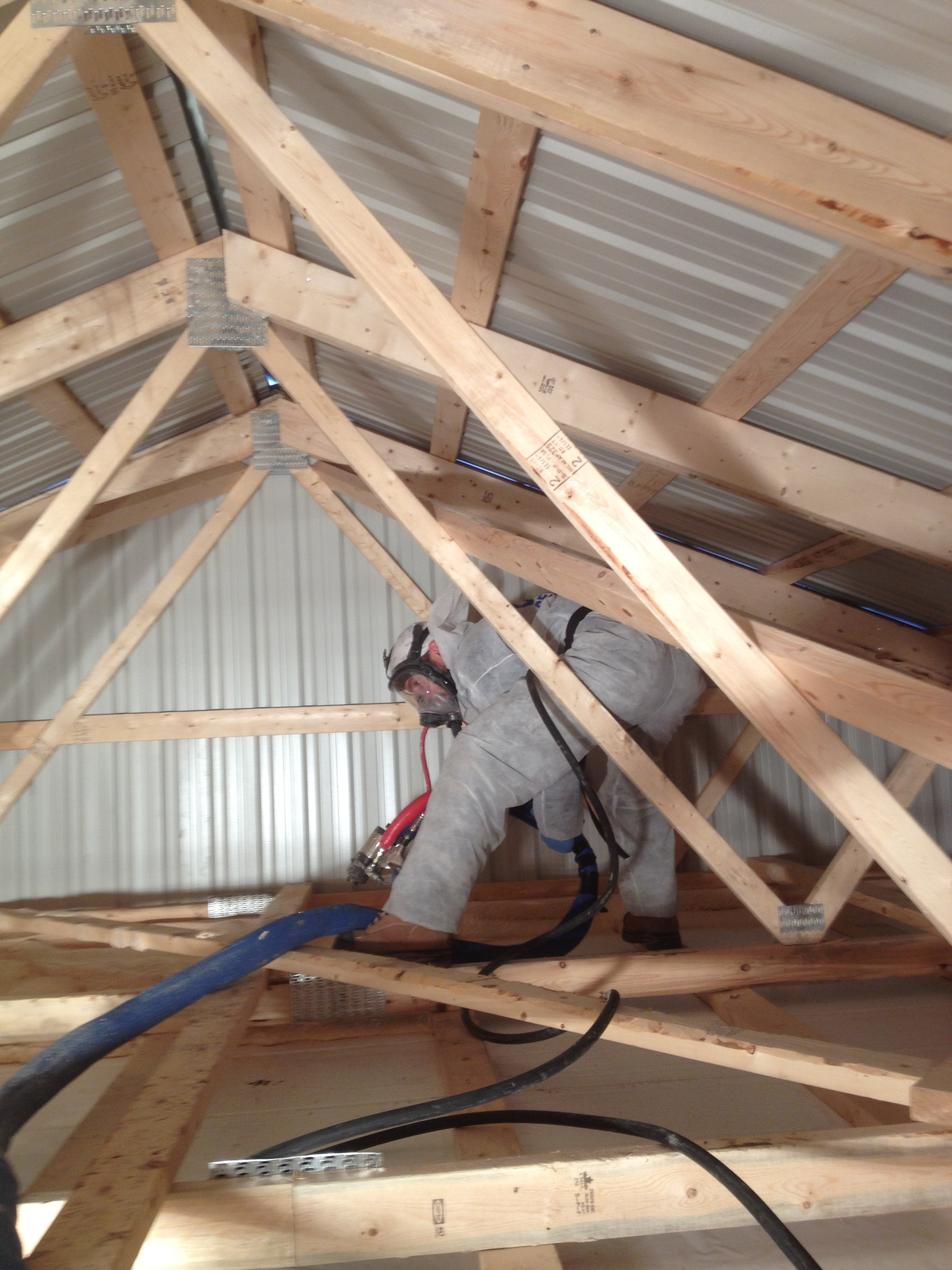 Spray Foam Insulation in Southwestern Ontario