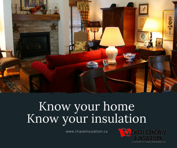 How to tell if you home is under insulated in Southwestern Ontario.
