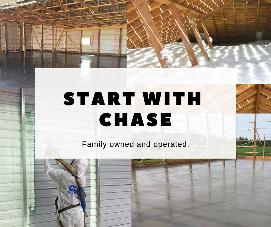 Start with Chase